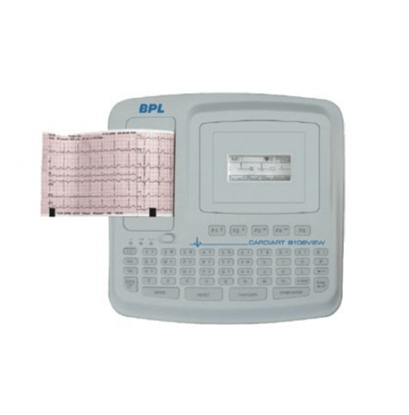 Picture of BPL 8108 View ECG Machine