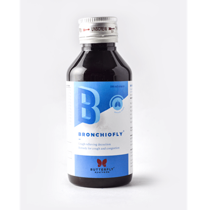 Picture of Butterfly Ayurveda Bronchiofly Syrup