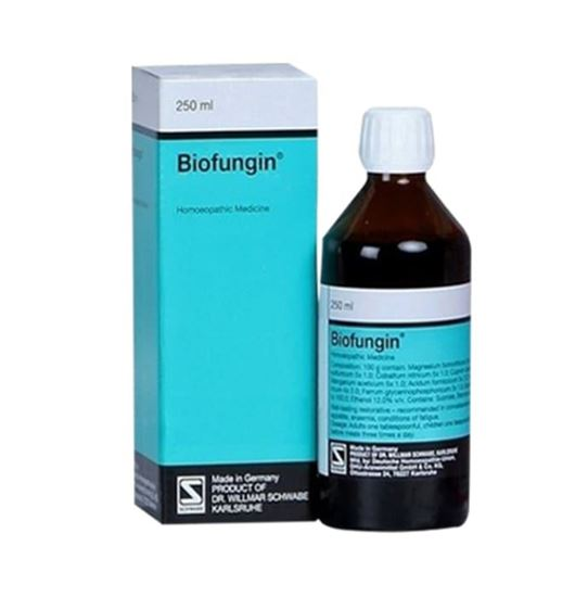 Picture of Dr Willmar Schwabe Germany Biofungin Syrup