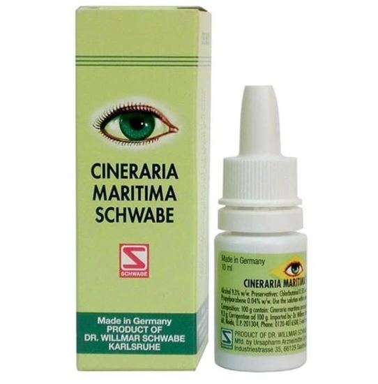 Picture of Dr Willmar Schwabe Germany Cineraria Maritima Eye Drop