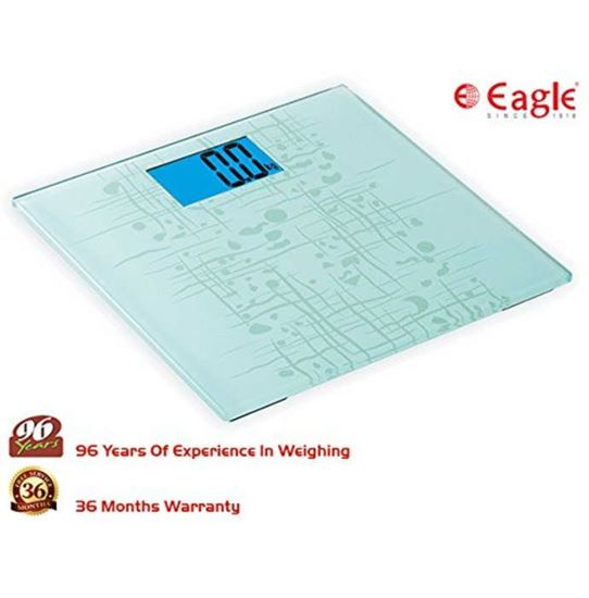 Picture of Eagle Electronic Personal Weighing Scale EEP1002A