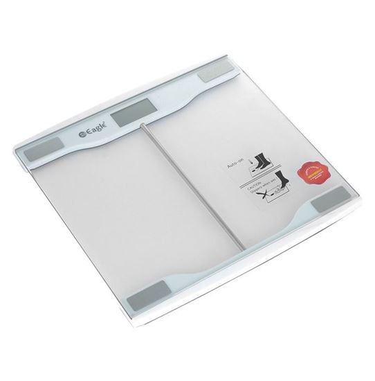 Picture of Eagle Electronic Personal Weighing Scale EEP1006A White