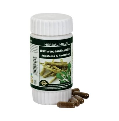 Picture of Herbal Hills Ashwagandhahills Capsule