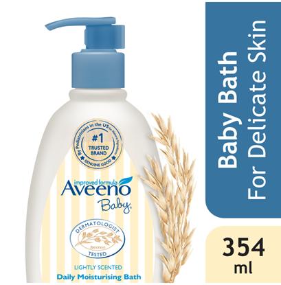 Picture of Aveeno Baby Daily Moisturising Bath