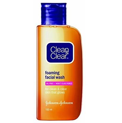 Picture of Clean & Clear Foaming Face Wash
