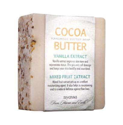 Picture of Nyassa Cocoa Butter Handmade Soap