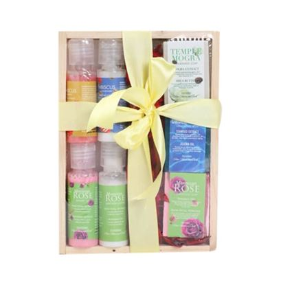 Picture of Nyassa Wooden Gift Set - 195gm