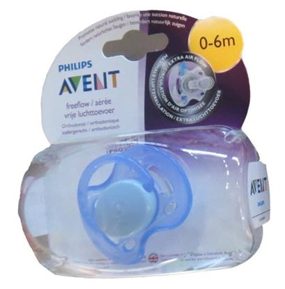 Picture of Philips Avent Soother Fast Flow 0 to 6 Months