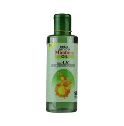 Picture of SBL Arnica Montana Hair Oil with Tjc Pack of 2
