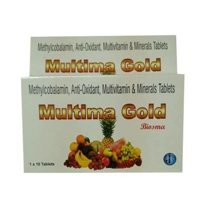 Picture of Multima Gold Tablet