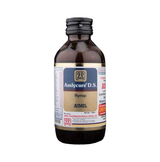 Picture of Aimil Amlycure DS Syrup