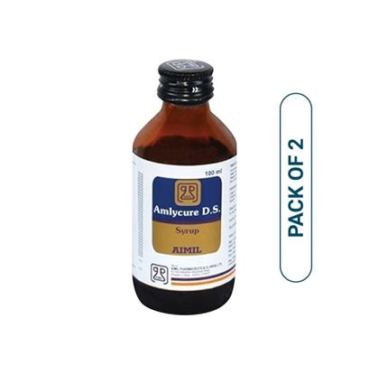 Picture of Aimil Amlycure DS Syrup Pack of 2