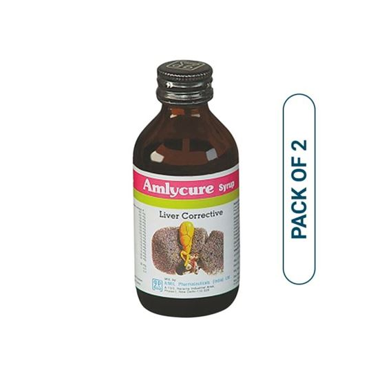 Picture of Aimil Amlycure Syrup Pack of 2