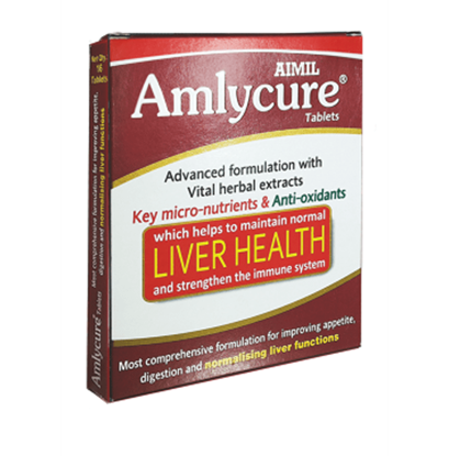 Picture of Aimil Amlycure Tablet