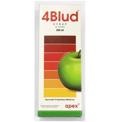 Picture of 4 Blud Syrup