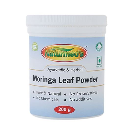 Picture of Naturmed's Moringa Leaf Powder