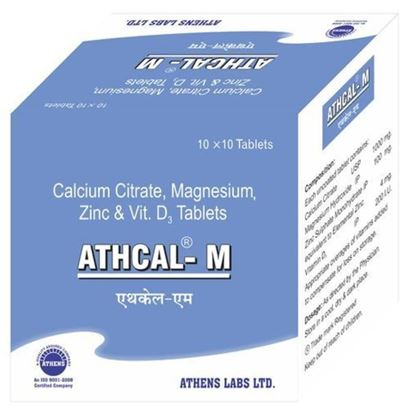Picture of Athcal-M Tablet