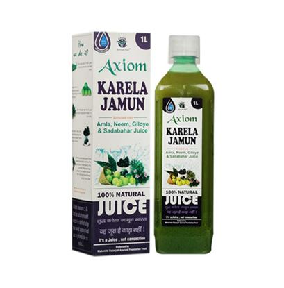 Picture of Axiom Karela Jamun Juice