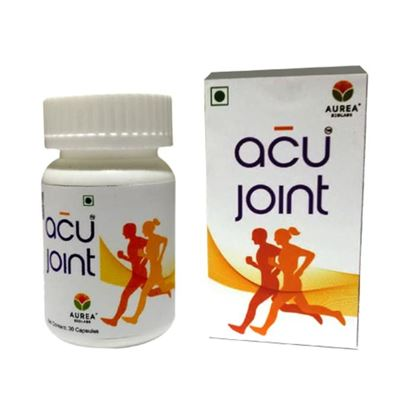 Picture of Aurea Biolabs Acujoint- Natural Formulation for Joints Capsule
