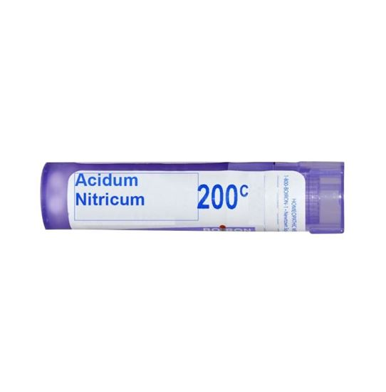 Picture of Boiron Acidum Nitricum Single Dose Approx 200 Microgranules 200 CH
