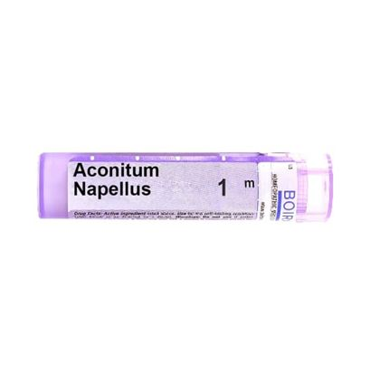 Picture of Boiron Aconitum Napellus Single Dose Approx 200 Microgranules 1000 CH