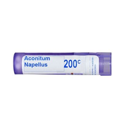 Picture of Boiron Aconitum Napellus Single Dose Approx 200 Microgranules 200 CH