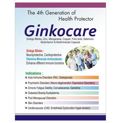 Picture of Ginkocare Capsule