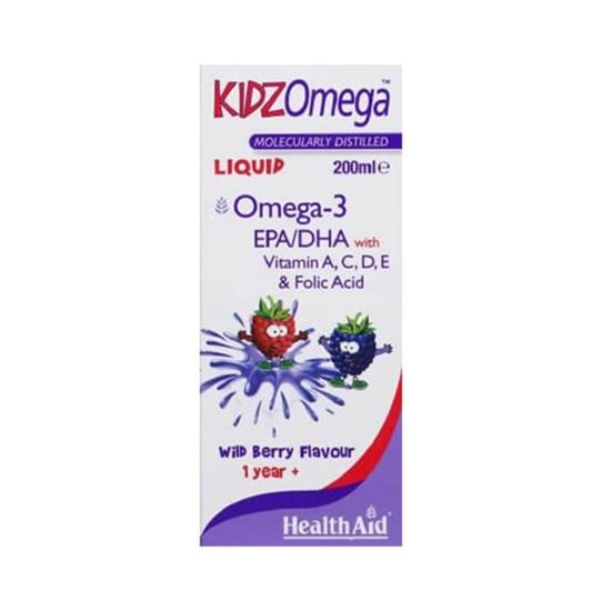 Picture of Healthaid Kidzomega Liquid