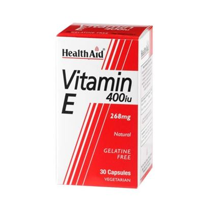 Picture of Healthaid Vitamin E 400IU Capsule