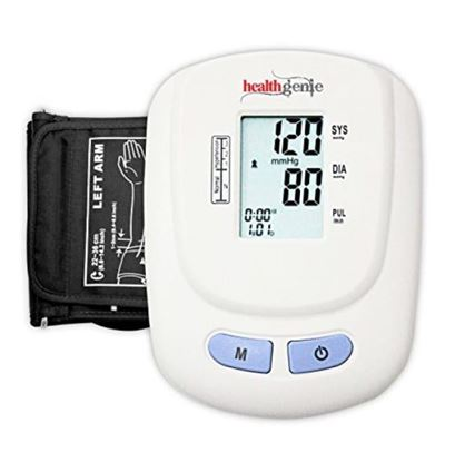 Picture of Healthgenie BPM01W Upper Arm Digital BP Monitor