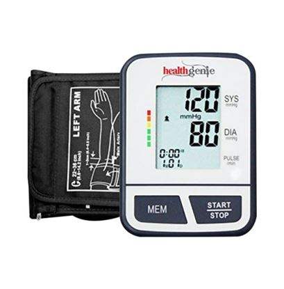 Picture of Healthgenie BPM02T Upper Arm Digital BP Monitor