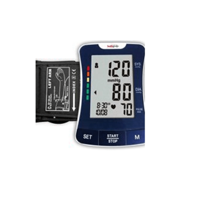 Picture of Healthgenie BPM03 Upper Arm Digital BP Monitor