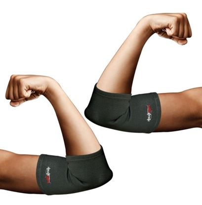 Picture of Healthgenie Elbow Support M Grey