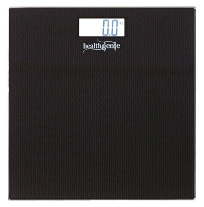 Picture of Healthgenie HD-221 Digital Weighing Scale Black Dotted