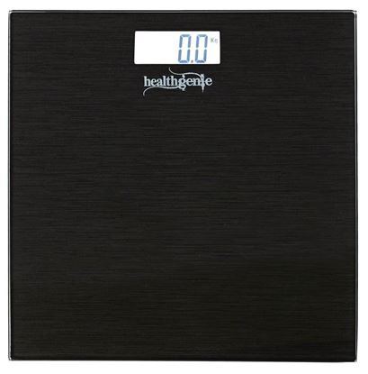 Picture of Healthgenie HD-221 Digital Weighing Scale Brushed Black
