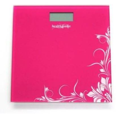 Picture of Healthgenie HD-221 Digital Weighing Scale Pink
