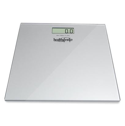Picture of Healthgenie HD-221 Digital Weighing Scale Silver