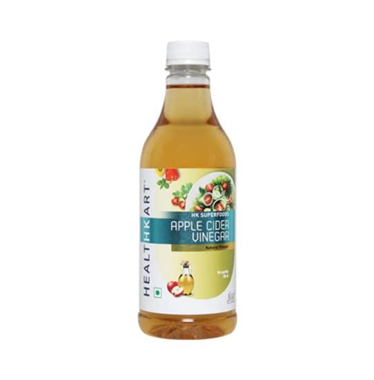 Picture of HealthKart Apple Cider Vinegar Natural Vinegar