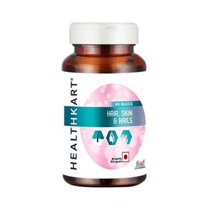 Picture of HealthKart Hair, Skin & Nails Capsule