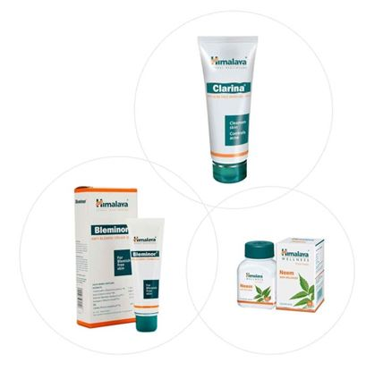 Picture of Himalaya Anti Marks Pack Kit