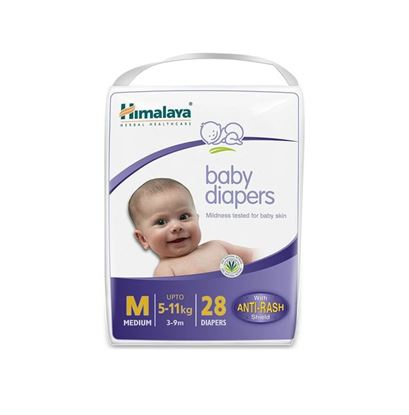 Picture of Himalaya Baby Diaper M
